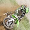 Dirty Green Bike