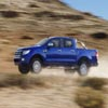 Drifting Ford Ranger Sliding