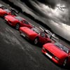Red Cars Jigsaw