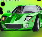 Ben10 Crash Cars