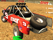 Offroad Dirt Racing 3D webGL