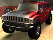 Offroad Parking webGL
