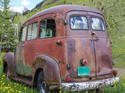 Old Rusty Cars Differences 2 HTML5