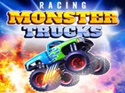 Racing Monster Trucks HTML5