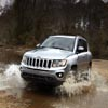 Fording Jeep