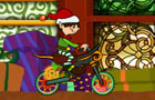 Christmas Elf Bike