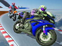 Bike Stunt Race Master 3D