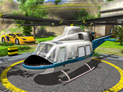 Free Helicopter Flying Simulator