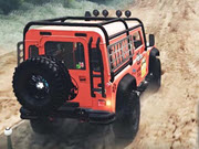 Offroad Crazy Luxury Prado Simulation