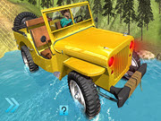Offroad Jeep Driving 3D